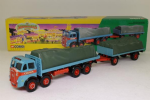 27602 Corgi Corgi Billy Crow Atkinson 8 Wheel Rigid Truck & Trailer With Loads